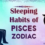 Pisces sleeping habits