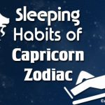 capricorn sleeping habits
