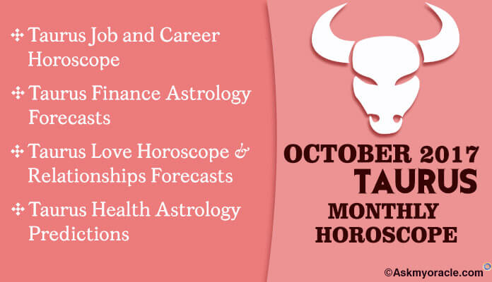 taurus career horoscope this month
