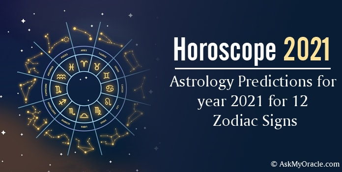 Yearly 2021 Horoscope moon sign, Horoscope 2021 Predictions Astrology