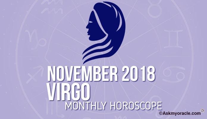 november virgo monthly horoscope