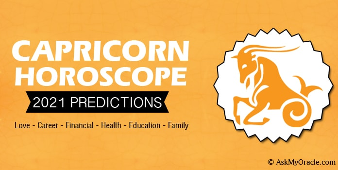 Capricorn 2021‌ Horoscope‌, Capricorn Yearly Predictions 2021