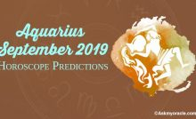 Aquarius June 2019 Horoscope Monthly Predictions | 2019