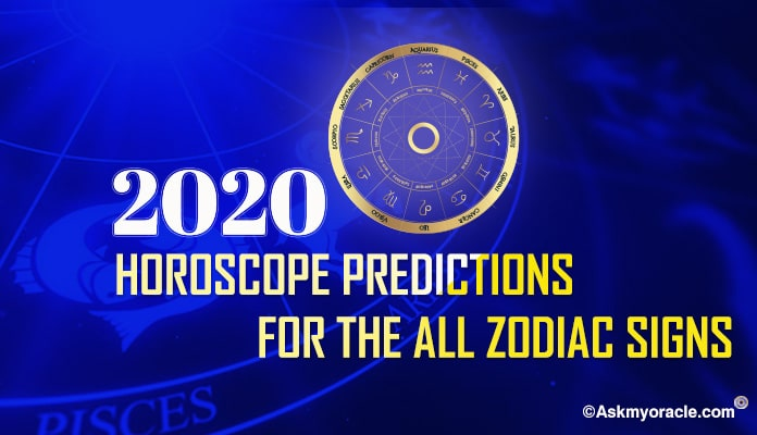 2020 Horoscope, Yearly Horoscope 2020 Predictions