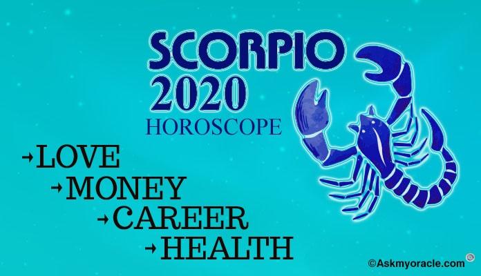 Scorpio Yearly Horoscope 2020 Predictions