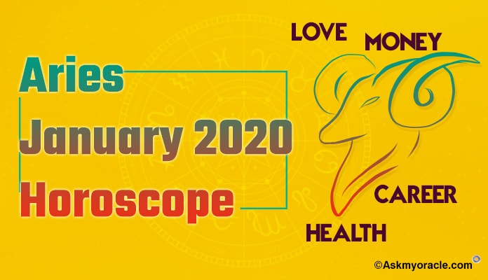 Aries January 2020 Monthly Horoscope