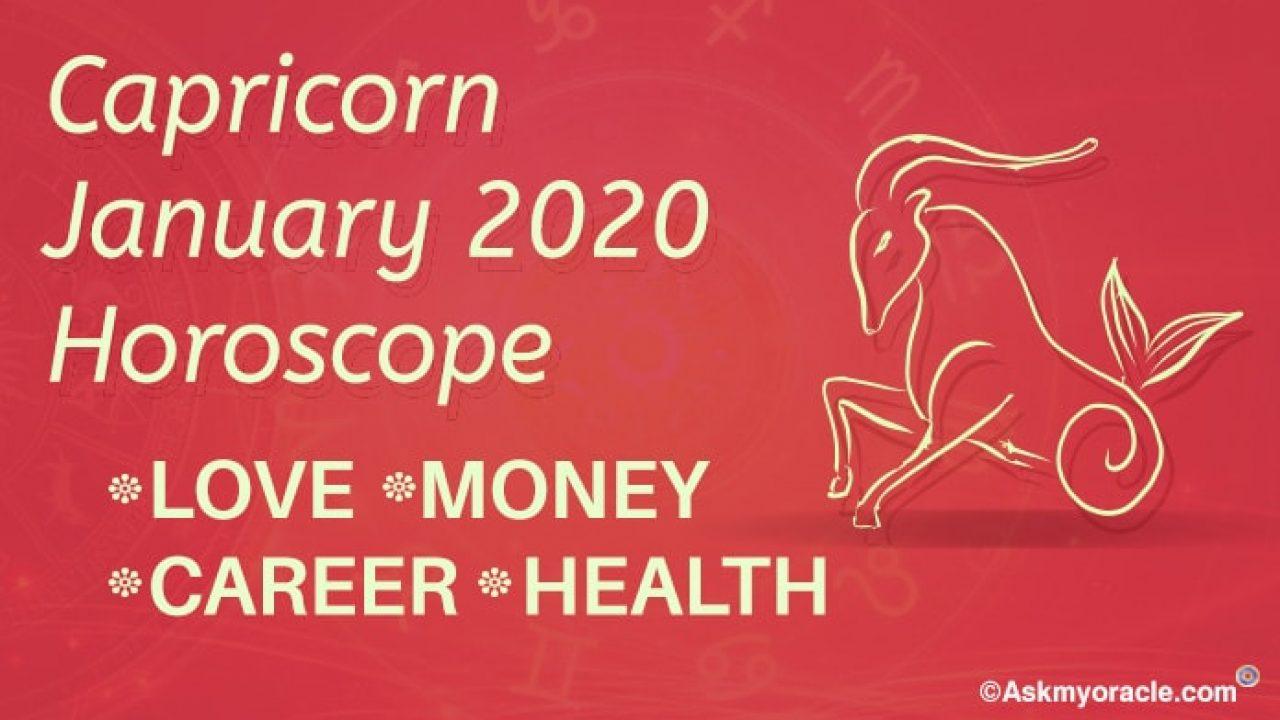 Capricorn 20 Horoscope – Love, Money, Health, Career