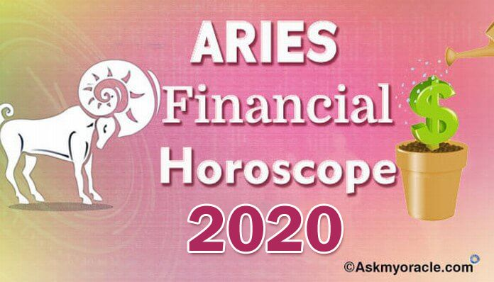 Aries Finance 2020 Horoscope - Aries Money Predictions