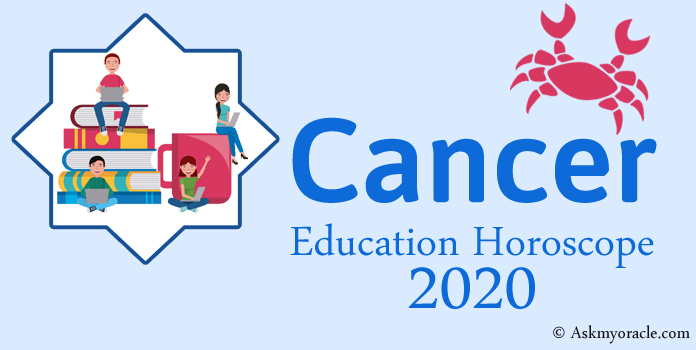 Cancer Education Horoscope 2020 - Job Cancer Horoscope