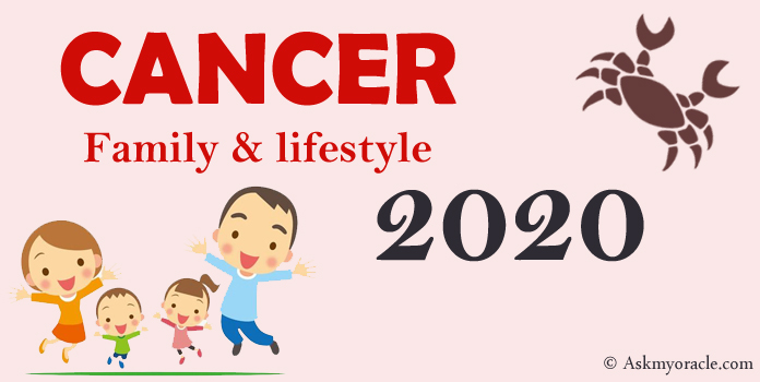 Cancer Family Horoscope 2020 - Cancer lifestyle Horoscope