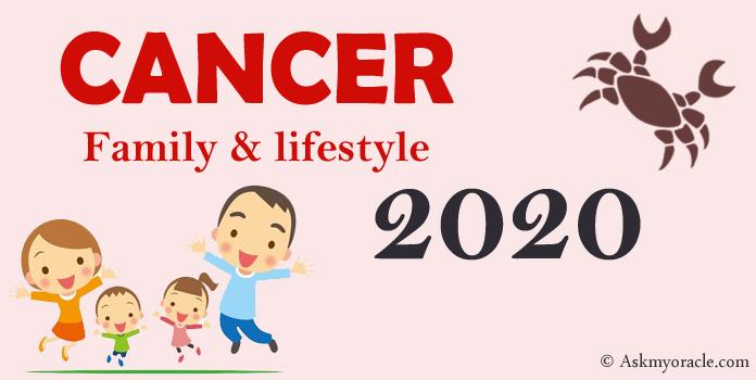 Cancer Family Horoscope 2020 - Cancer lifestyle Horoscope