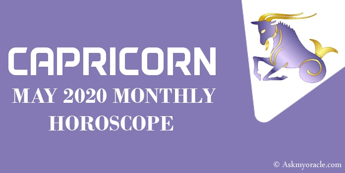 Capricorn May 2020 Horoscope - May Monthly Horoscope Capricorn