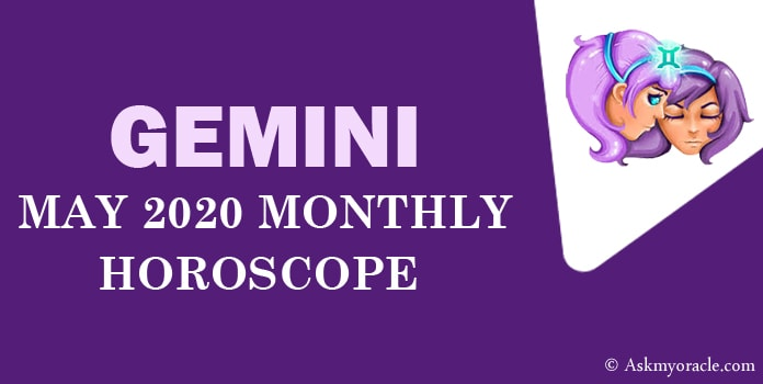 Gemini May 2020 Horoscope - May Monthly Horoscope Gemini