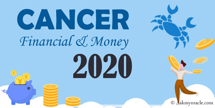 Cancer Finance Horoscope 2020, Cancer Money Horoscope 2020